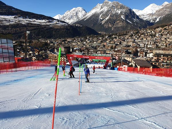 Liski Sport Equipment, Brembate (ITA), 29/12/2019, Bormio, Fis Ski World Cup in Bormio