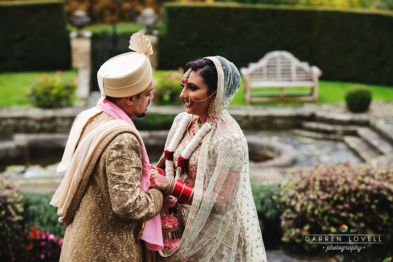 Hedsor House rainy wedding for Vishal & Karishma