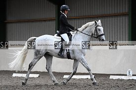 Stapleford Abbotts. United Kingdom. 26 September 2020. Unaffiliated dressage. MANDATORY Credit Garry Bowden/Sport in Pictures...