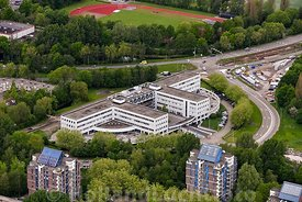 Amstelveen - Luchtfoto At Your Event Gondel