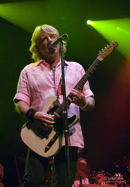 STATUS QUO, HOLKHAM HALL, NORFOLK, JASON BYE, 01/09/07