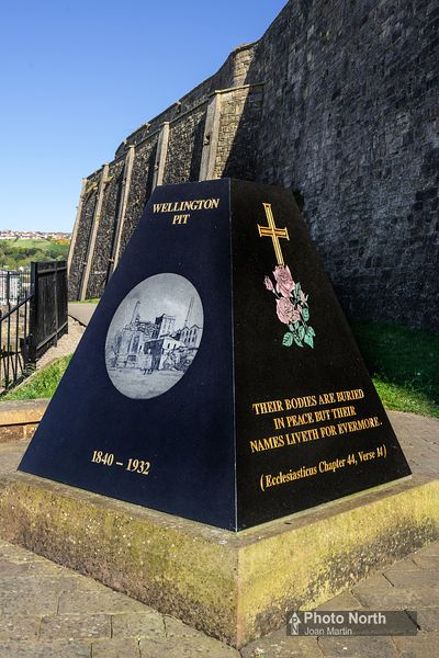 WHITEHAVEN 15A - Wellington Pit Memorial