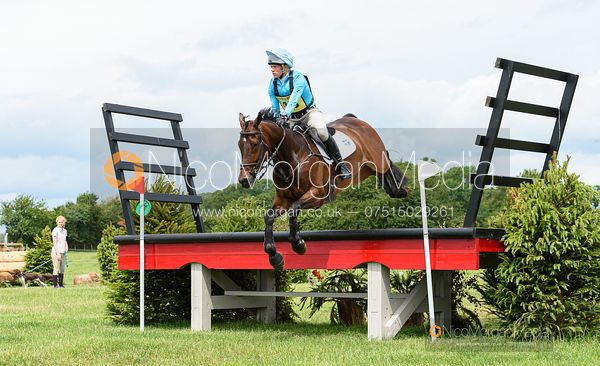 Izzy Taylor and BALLYFORE OH MAN - Upton House Horse Trials 2019.