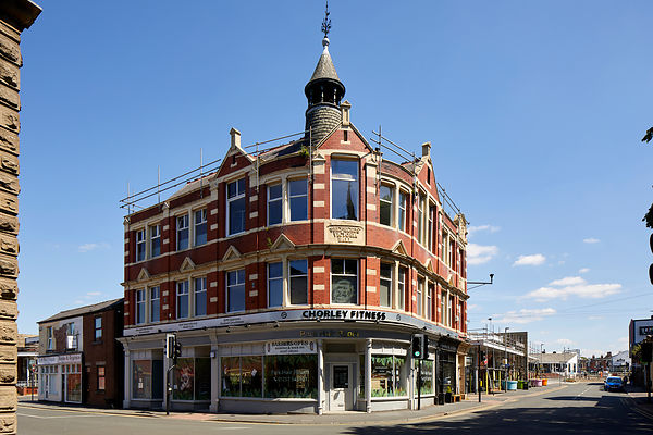 Shepherds' Victoria Hall Chorley