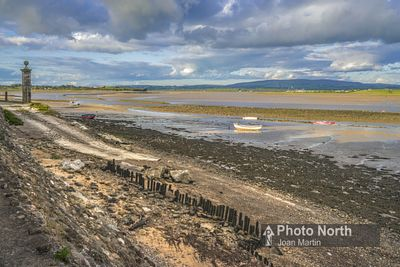 SUNDERLAND POINT 07A - Low tide, Lune Estuary