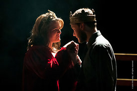#72242,  Dress Rehearsal for Shakespeare's, 'Macbeth', Rose Bruford College, Sidcup, Kent.