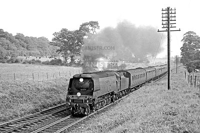 BB Class 34054  Templecombe