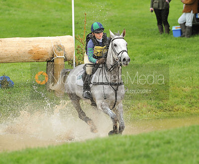 Polly Stockton and JEEPERS CREEPERS - Equitrek Bramham International Horse Trials 2012