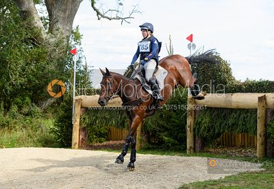 Kate Honey and HAZARD Z - Cornbury House Horse Trials 2020