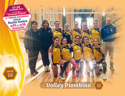 28 dicembre 2019. Foto: per VolleyFoto.it [riferimento file: 2019-12-28/U14-VolleyPiombinoLI]