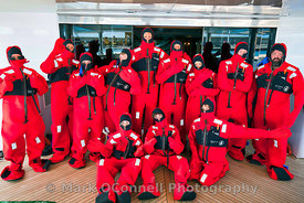 Crew Sea survival