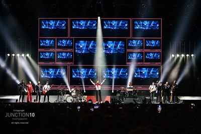 Olly Murs concert at Resorts World Arena, Birmingham, United Kingdom - 10 May 2019