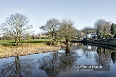 SAWLEY 12A - River Ribble