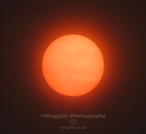 Red October Sun