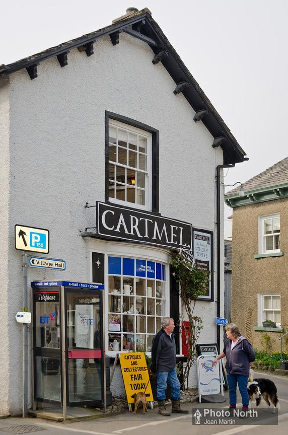 CARTMEL 09A - Cartmel Village Shop