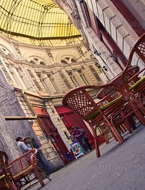 Macca-Villacrosse passage - Bucharest, Romania