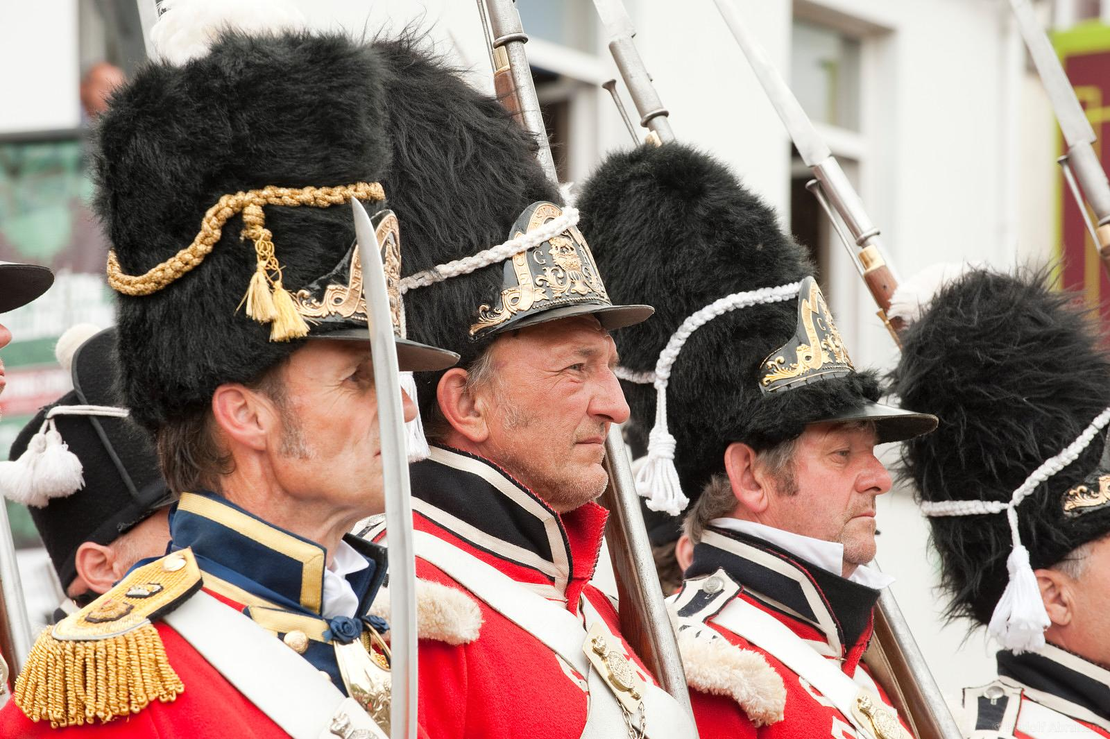Waterloo 200th anniversary, Belgium