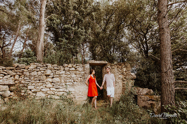 LOVE SESSION IN PROVENCE