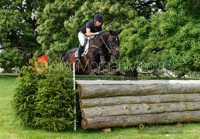 Bruce Haskell (NZB) and AMIRO SKY - Upton House Horse Trials 2019.