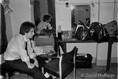770618 The Jam F68-21 The Jam at Poplar Civic Hall, LBTH.18 June 1977