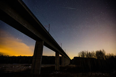 Geminids meteor shower 2013.