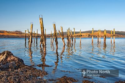 ISLE OF MULL 80B - Salen Pier