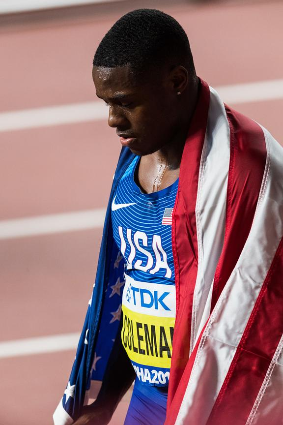 Christian Coleman (United States Of America)