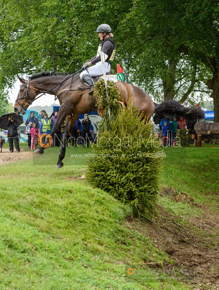 Flora Young and DOCTORS ORDERS, Equitrek Bramham Horse Trials 2019