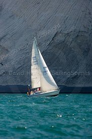 Virago, GBR1396T, MG 335, Round The Island Race 2019, 20190629147