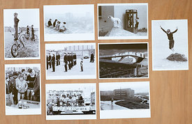 Set_9_Postcards_of_Wester_Hailes