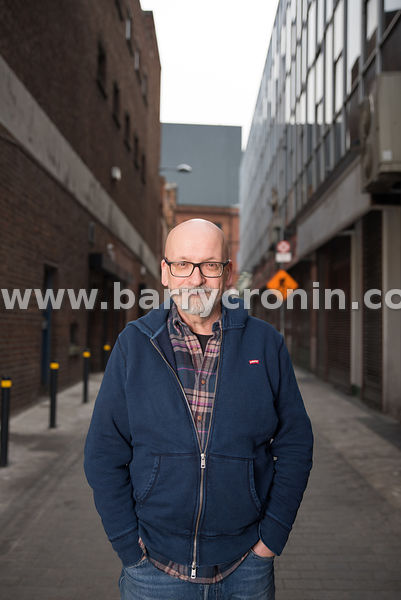 Author Roddy Doyle