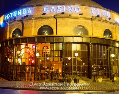 Image - Gala Rotunda Casino Club, Finnieston, Glasgow, Scotland
