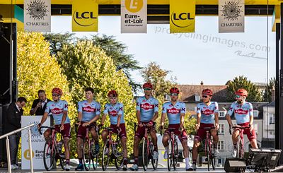 Team Katusha-Alpecin - Paris-Tours 2019