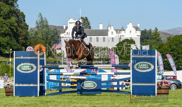 Alice Dunsdon and COOL INVESTMENT , Blair Castle International Horse Trials 2019
