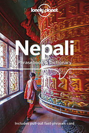 cover lonely planet nepali guidebook 2020