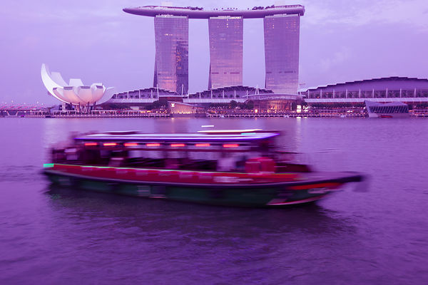 Marina Bay, Downtown, Singapore, South East Asia