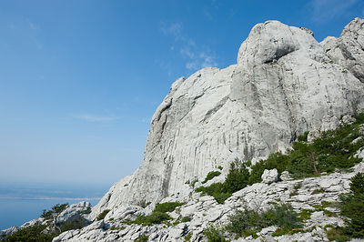 Paklenica National Park, Southern Velebit Mountains, Croatia