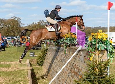 Pippa Funnell and MGH GRAFTON STREET, Belton Horse Trials 2019
