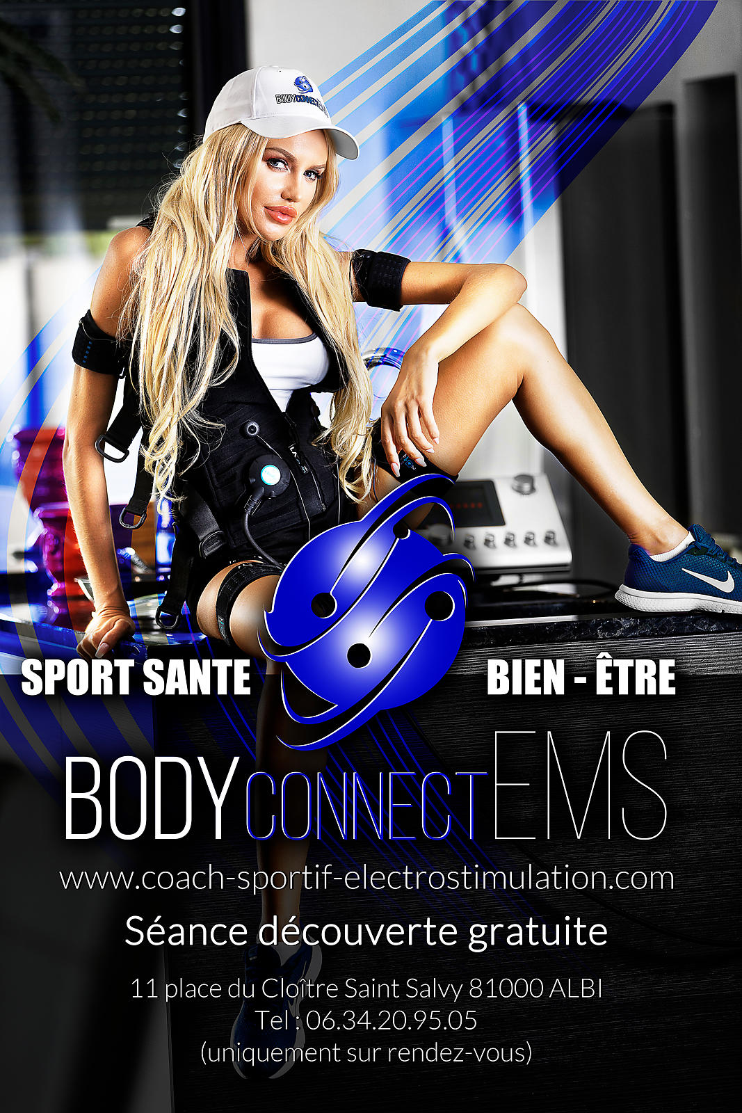 Commissioned by BODYconnectEMS - Miha-Bodytec (France)