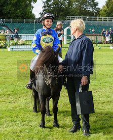 Shetland Grand National - Land Rover Burghley Horse Trials 2019
