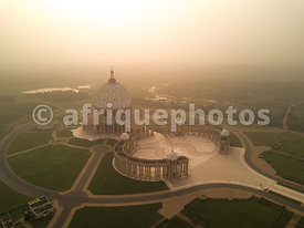 Yamoussoukor Cathedral, Ivory Coast