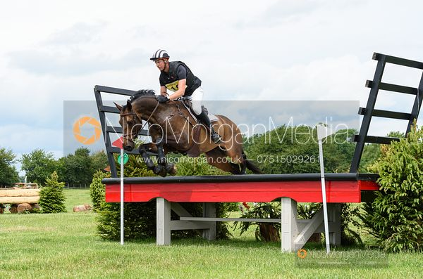 Jesse Campbell and DIACHELLO - Upton House Horse Trials 2019.