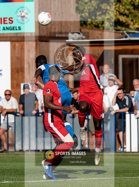 Tonbridge Angels v Eastbourne Borough