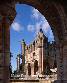 Image - Dryburgh Abbey, North Transcept, Borders, Scotland