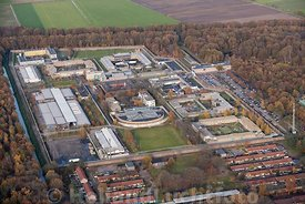 Vught - Luchtfoto - Penitentiaire Inrichting