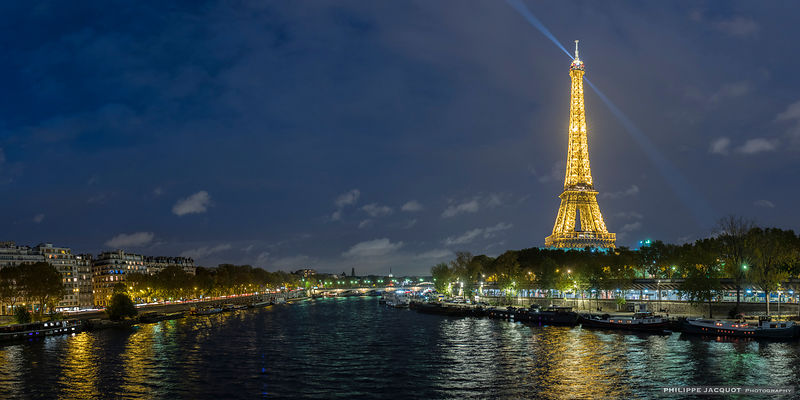 Effel tower - Paris