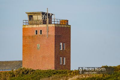 WALNEY ISLAND 40D - Fort Walney Battery Observation Tower