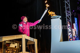 YOL Youth Olympic Games Lausanne 2020 Opening Event in St.Moritz