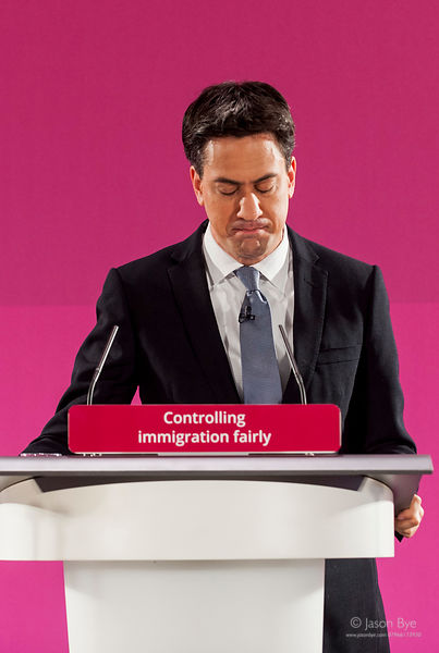 Ed Miliband Immigration Speech