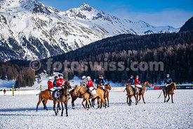 Snow Polo World Cup St.Moritz 2020